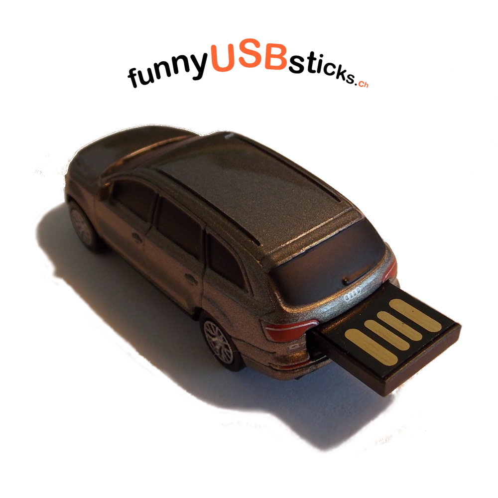 offroad auto usb stick 8gb funnyusbsticks witzige. Black Bedroom Furniture Sets. Home Design Ideas