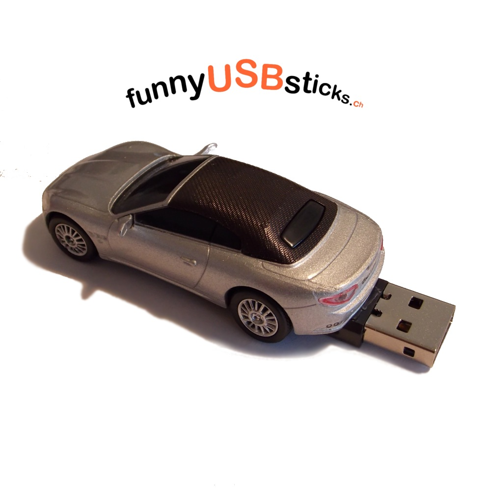 luxus auto usb stick 16gb funnyusbsticks witzige. Black Bedroom Furniture Sets. Home Design Ideas
