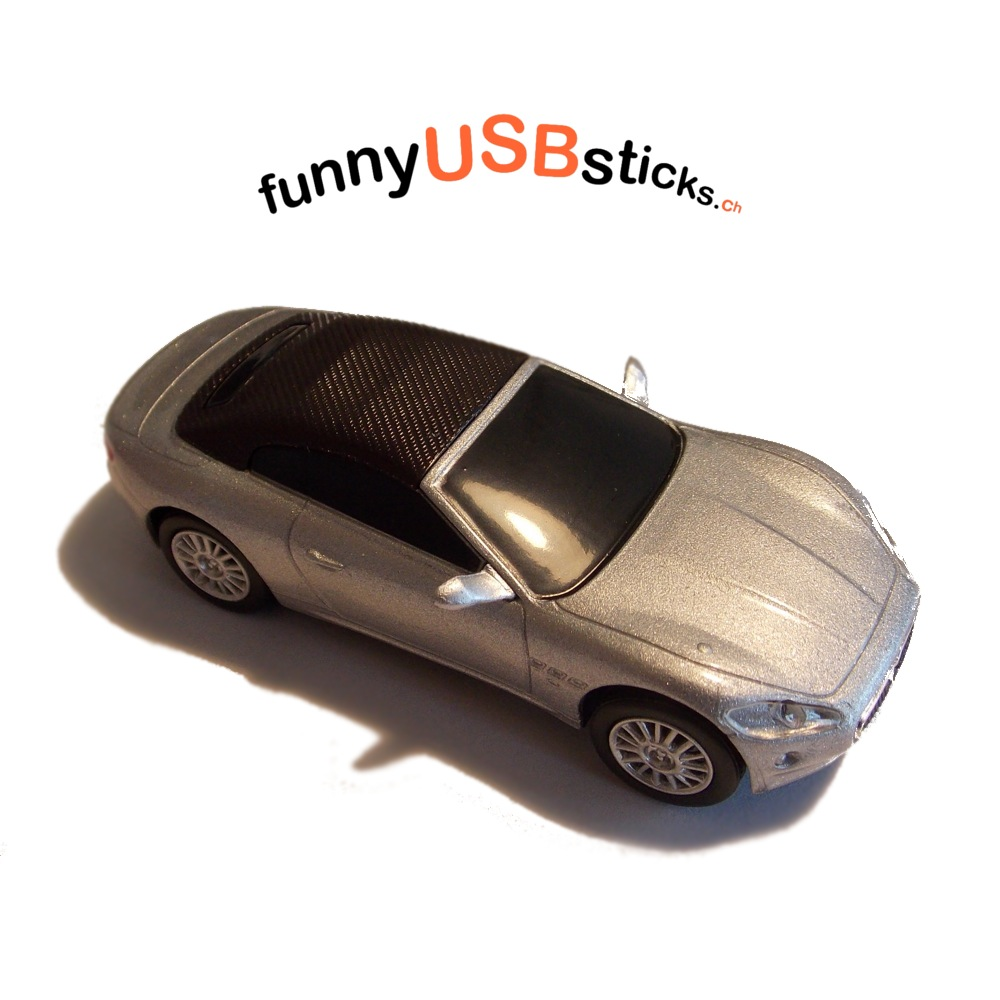 luxus auto usb stick 16gb funnyusbsticks witzige. Black Bedroom Furniture Sets. Home Design Ideas