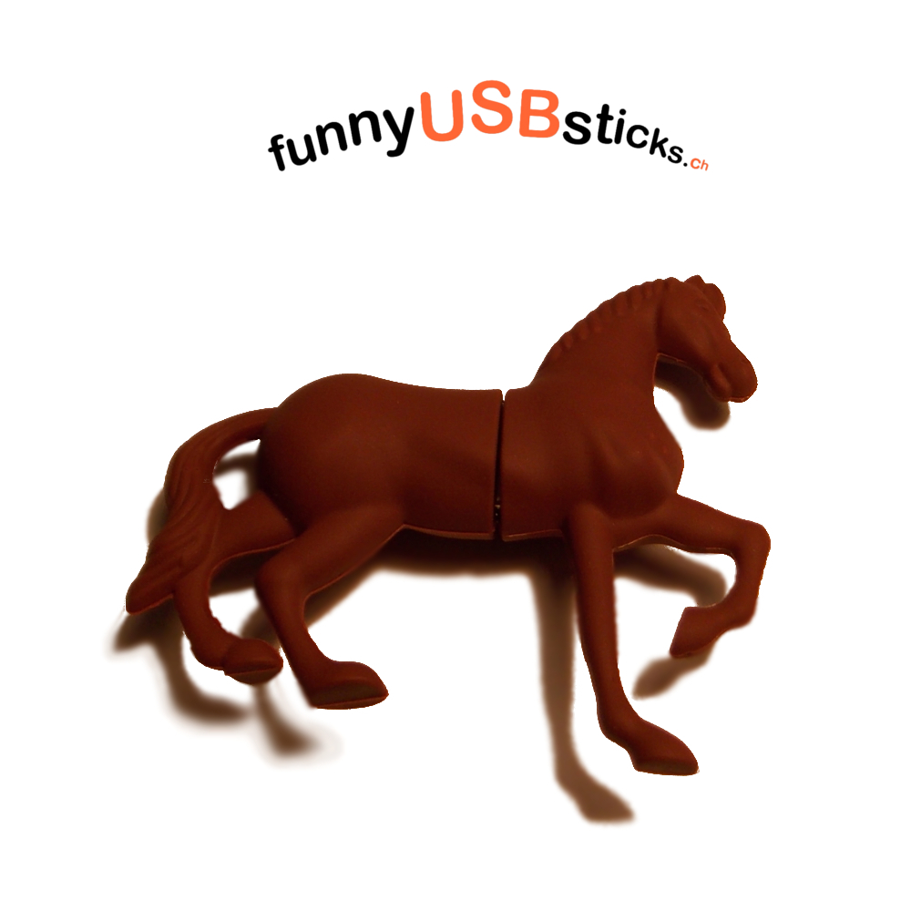 cl usb cheval funnyusbsticks witzige lustige usb sticks und geschenke. Black Bedroom Furniture Sets. Home Design Ideas